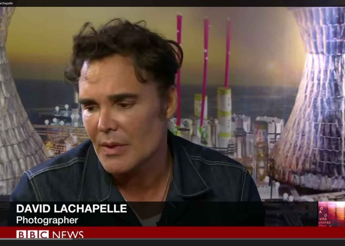 David Lachapelle interviewed